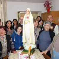 Missione Mariana a Itala - Sicilia, Araldi in missione 5472x3648-006