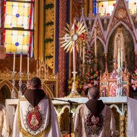 Congresso Internazionale dei cooperatori degli Araldi del Vangelo, tema San Giuseppe