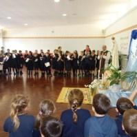 Araldi del Vangelo, scuola, La Spezia, Madonna di Fatima-012