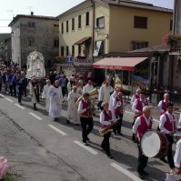 Festa patronale, Rubbio, Maria Bambina, Araldi del Vangelo, Italia-003