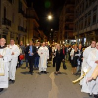Chiusura del centenario delle apparizioni di Fatima a Messina-030