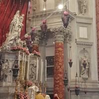 Festa della Salute, Venezia, Araldi del Vangelo