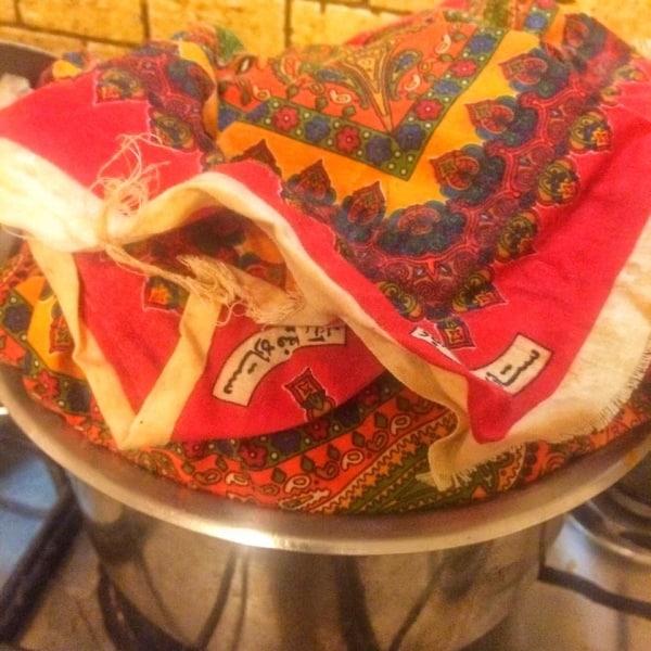 Chana Pilau - Pakistani Chickpeas and Rice