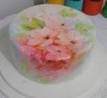 Bol floral rosa - Copia