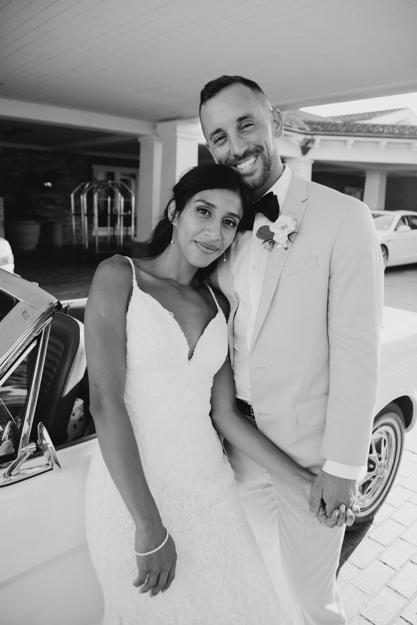 The Montage Laguna Beach Wedding Bridal Portraits, image by Fatima Elreda Photo