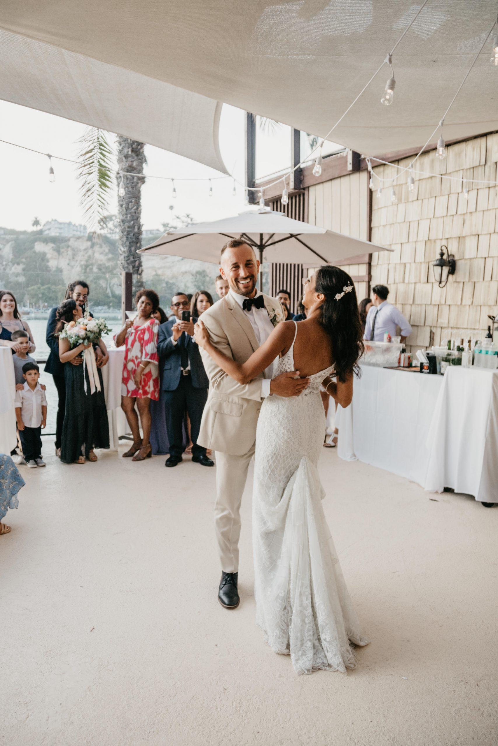 Dana Point Yacht Club Wedding, The Montage Laguna Beach Wedding Bridal Portraits, image by Fatima Elreda Photo