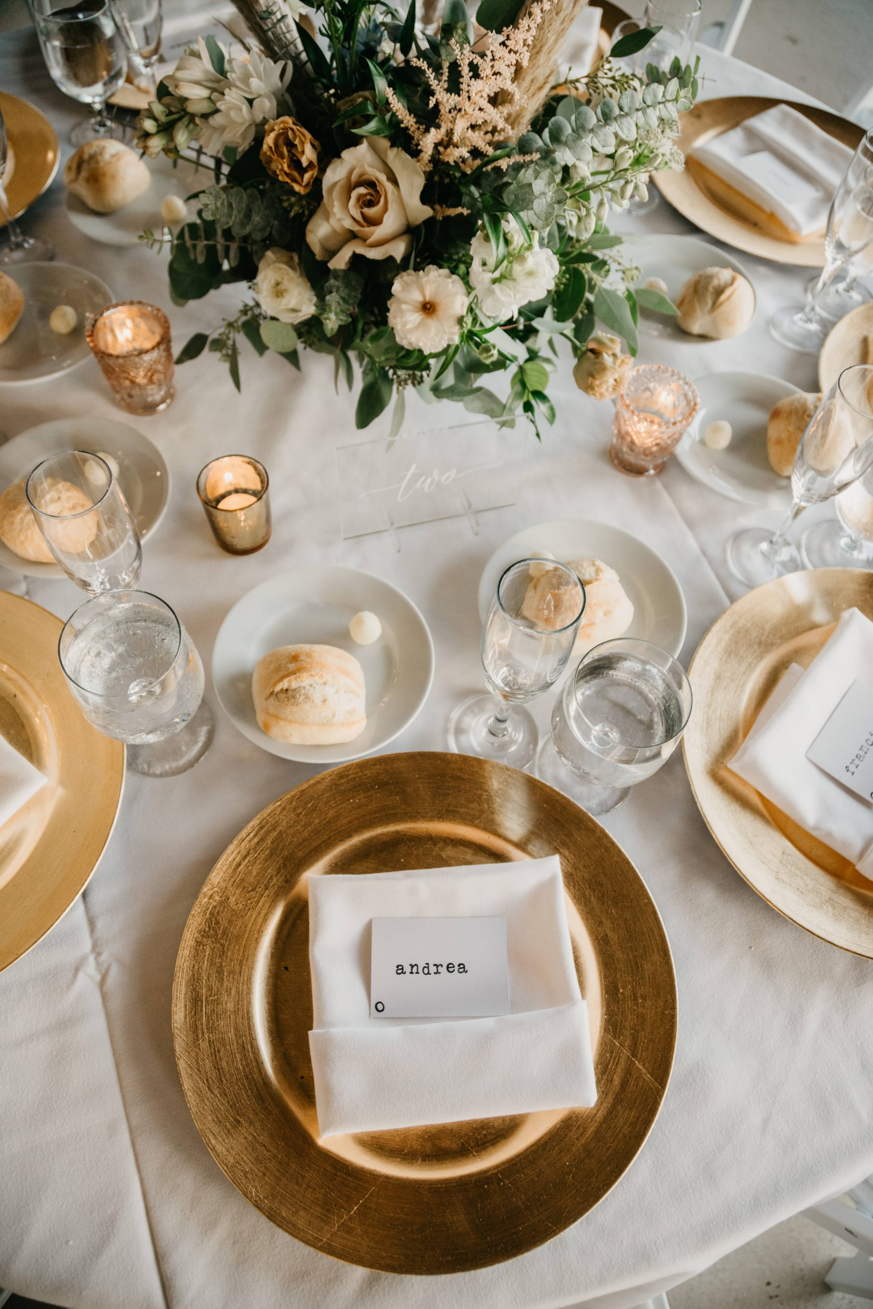 Elegant and simple wedding table decor at Dana Point Yacht Club, The Montage Laguna Beach Wedding Bridal Portraits, image by Fatima Elreda Photo