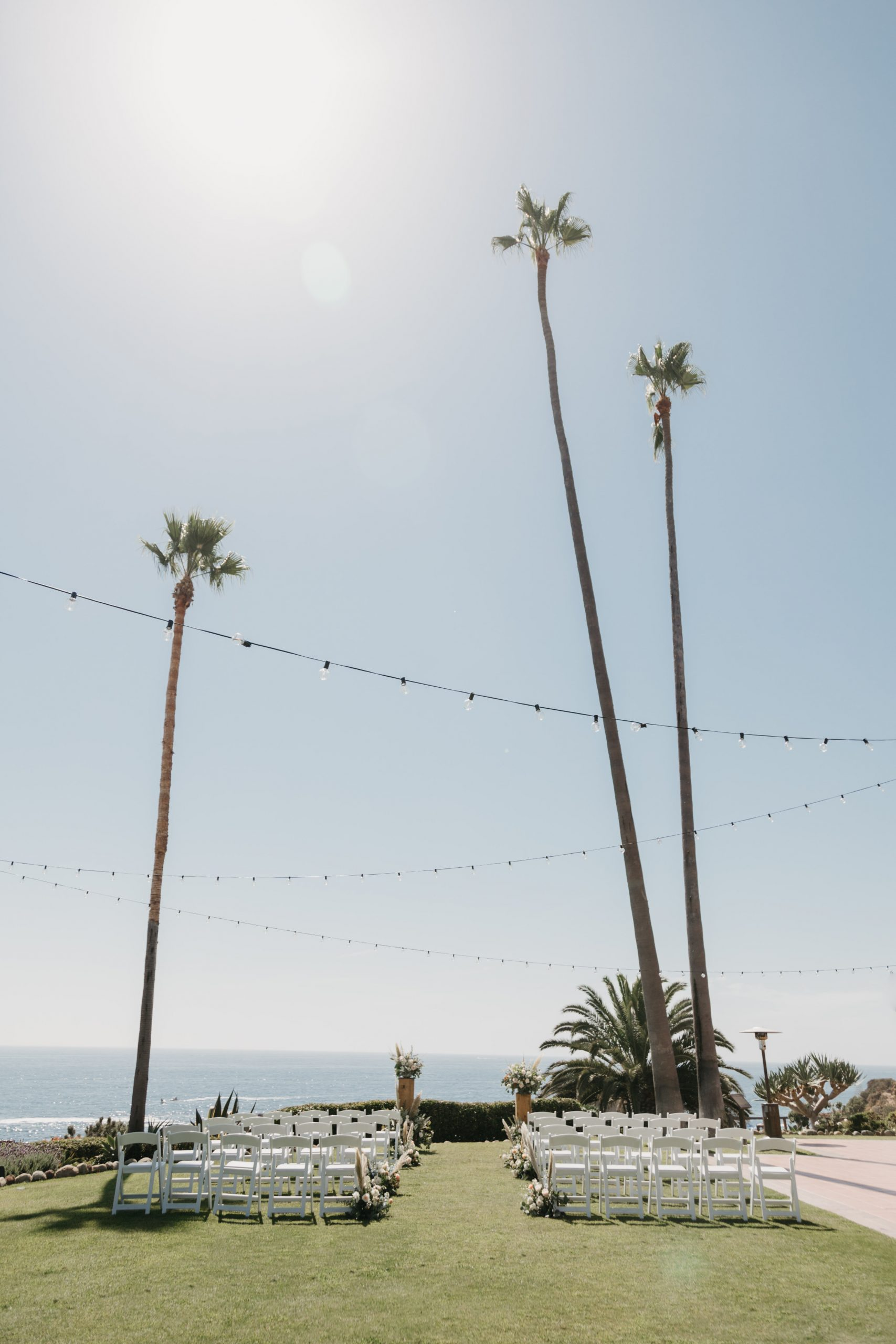 Montage Laguna Beach Wedding Ceremony, image by Fatima Elreda Photo