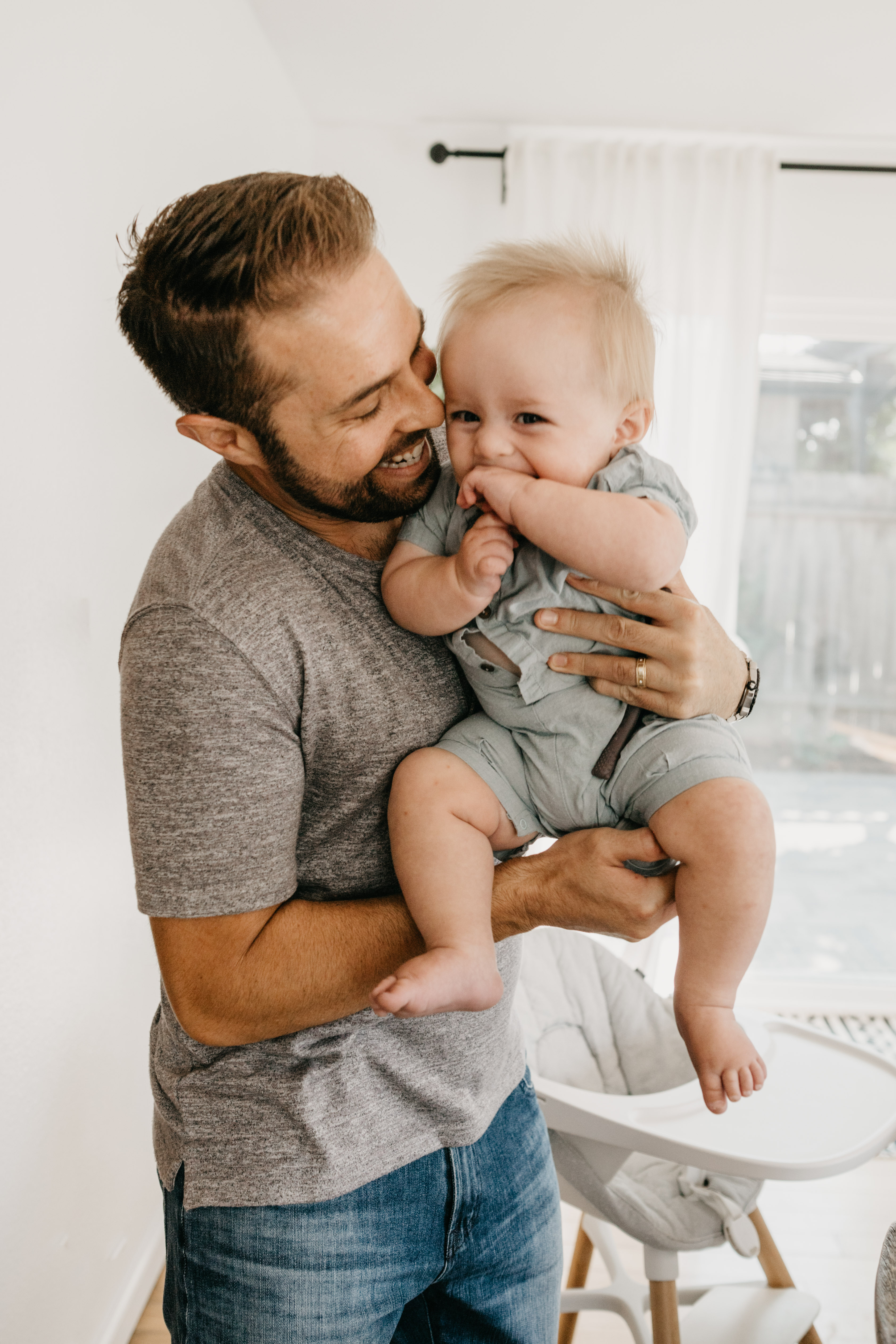 Father son photograph, image by Fatima Elreda Photo