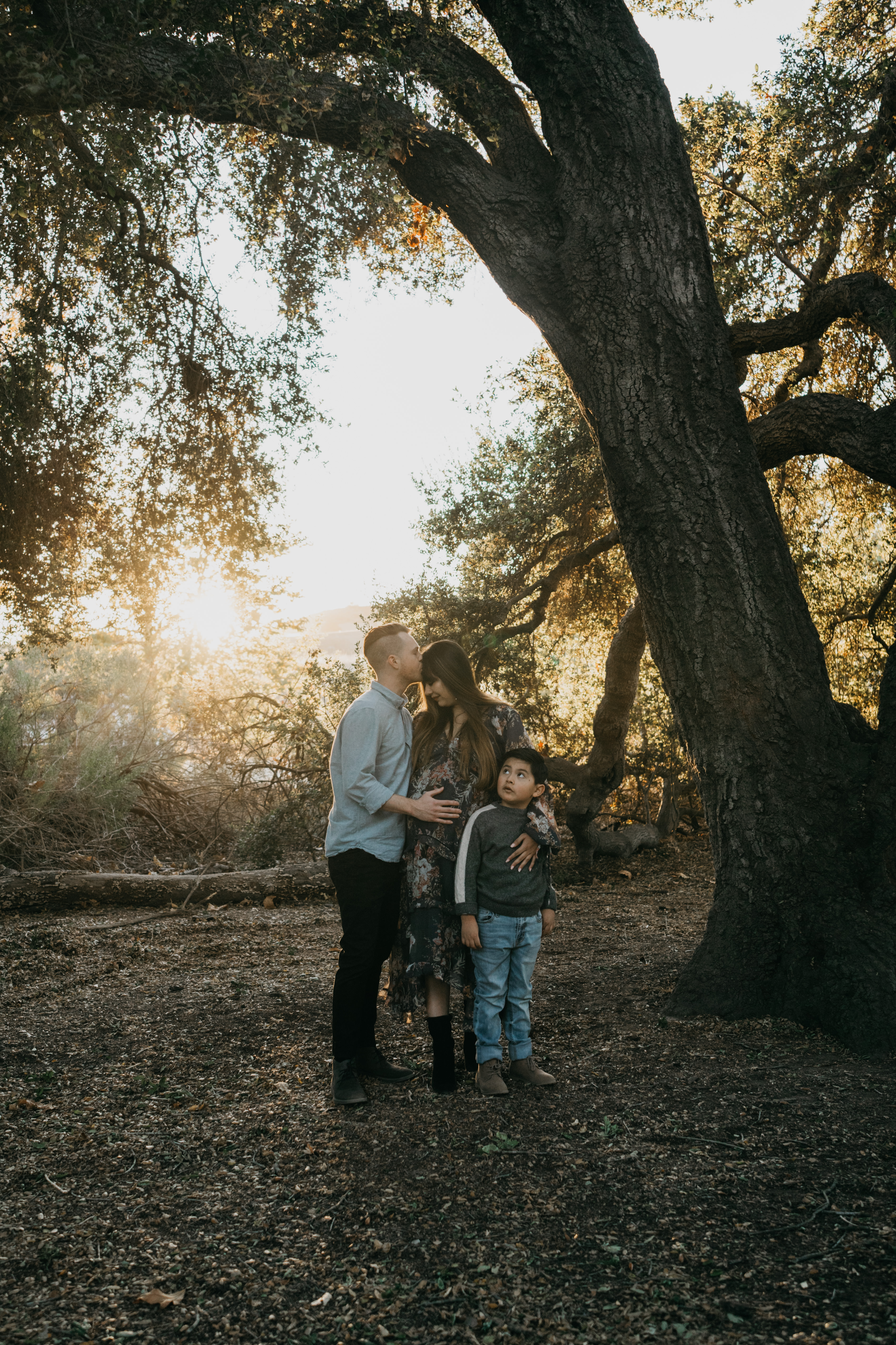 Thomas F Riley Wilderness Park Family Session, image by Fatima Elreda Photo