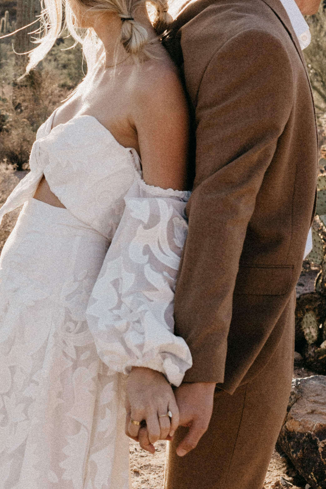 Saguaro National Park Elopement, image by Fatima Elreda Photo