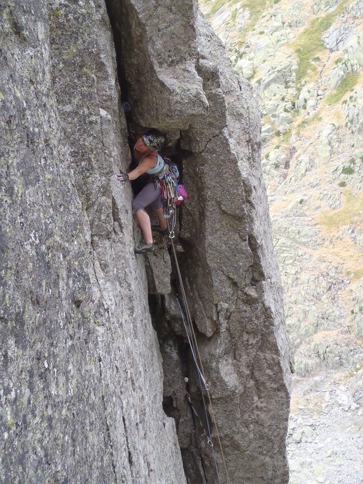 Escalando la Norte al Torreón