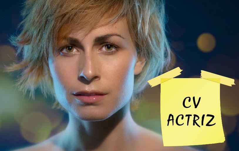 Fátima Gil (Curriculum Vitae como actriz)