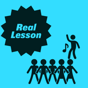 real lesson