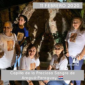 CAPILLA DE LA PRECIOSA SANGRE AREGUA PARAGUAY 2 300