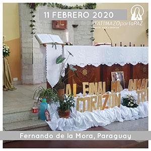 FERNANDO DE LA MORA PARAGUAY 300
