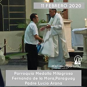 MEDALLA MILAGROSA FERNANDO DE LA MORA 300