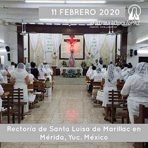 SANTA LUISA DE MARILLAC MERIDA MX 3 300
