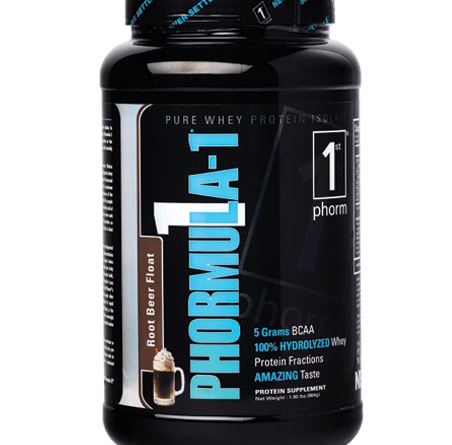1st Phorm Post Workout Stack (Phormula-1 & Ignition) Review