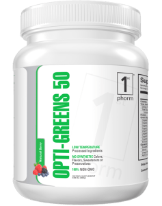 Opti-Greens 50 Review