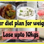 maxresdefault 43 - Summer diet plan for weight loss 2019 | Lose 10kgs fast | Summer weight loss diet |Azra Khan Fitness