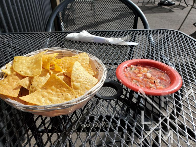 Chips and Salsa from Carlos Mexican Bar and Grill