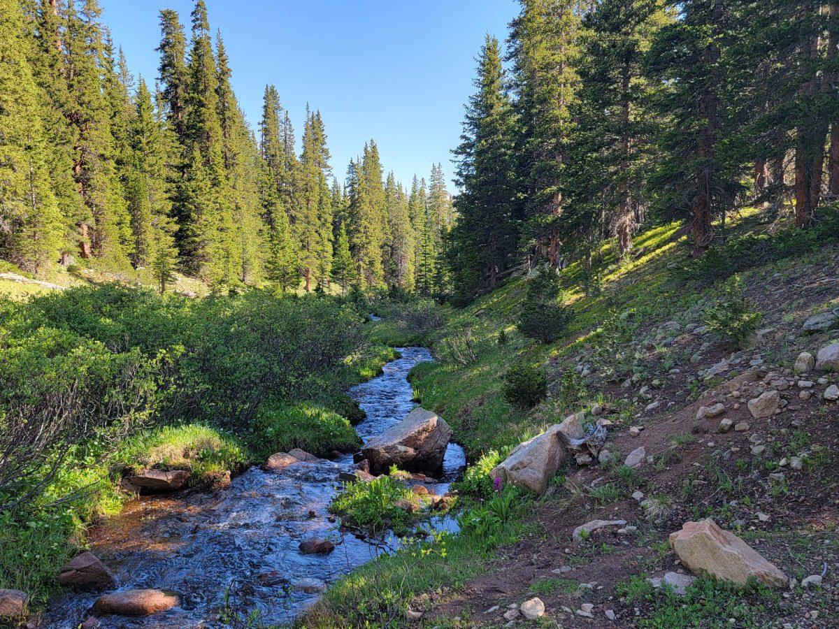 Ruby Gulch - Colorado Hiking