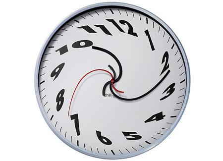 Dali-melting-time-wall-clock