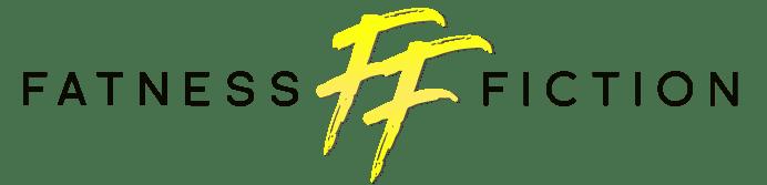 Fatness Fiction Full Logo - yellow