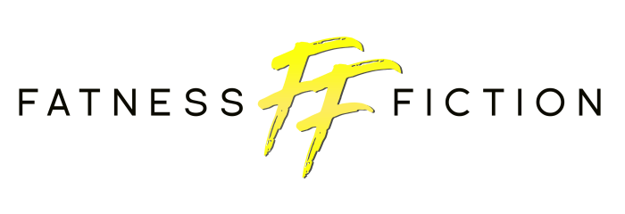 Fatness Fiction Full Logo - yellow