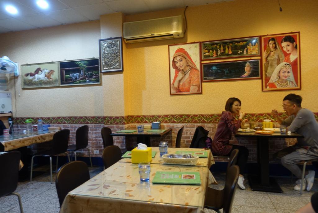 瑪丁娜印度小館