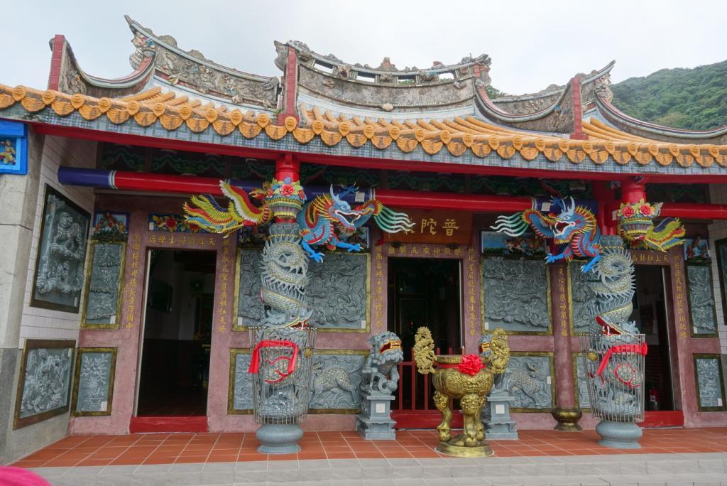 龜山島廟宇