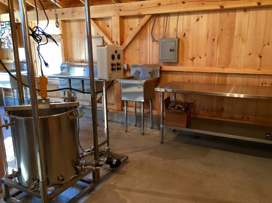 Brew Barn Equipment 2