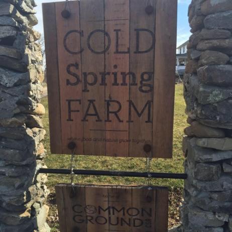 Cold Spring Farm