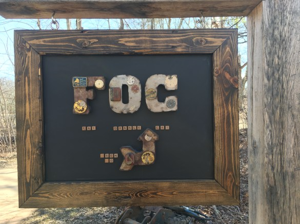 FOC New Sign