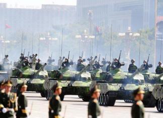 maiores potências militares