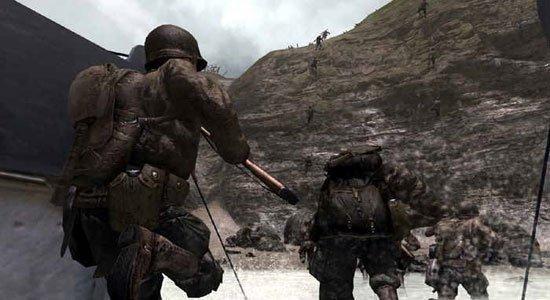 operação Pointe du Hoc - Call Of Duty 2