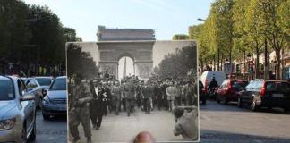 Paris durante a Guerra