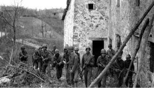 soldados brasileiros na batalha de montese