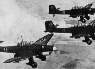 Aviões alemães sobre a grã-bretanha