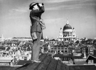 10 Fotos surpreendentes mostrando a Batalha da Grã-Bretanha