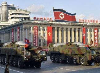 """Kim Jong-un afirma estar """"pronta para guerra"""" contra os EUA"""