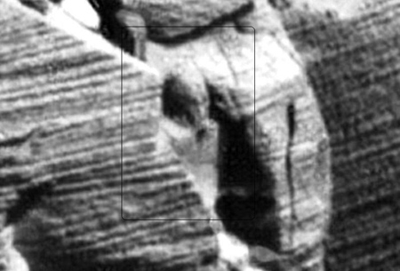 O complexo de ruínas da cratera Victória em Marte