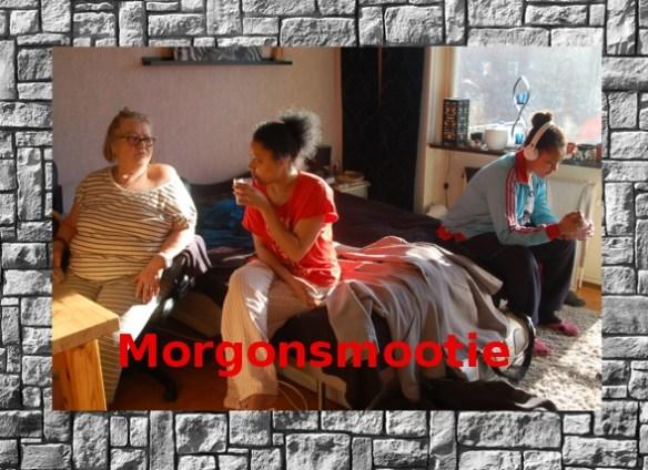 morgonsmootie