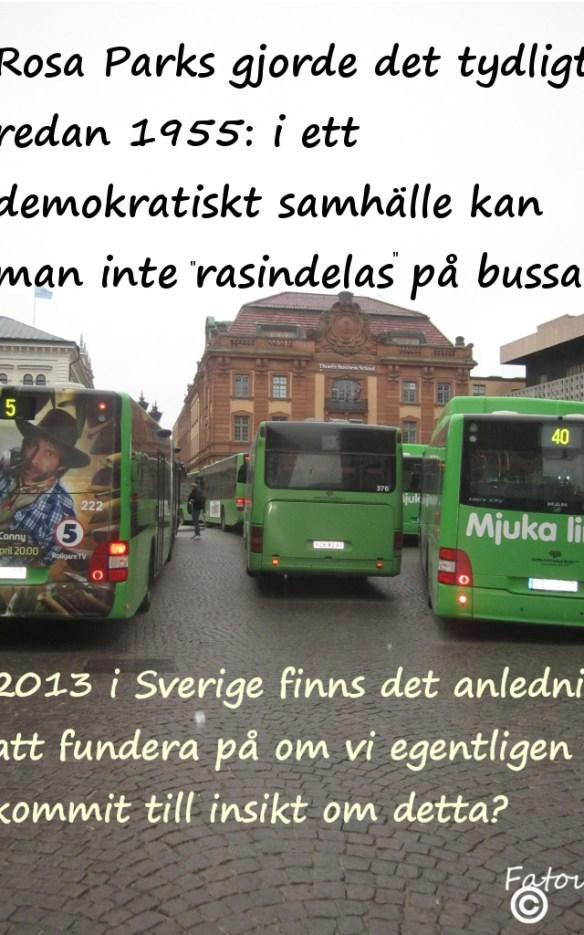 antirasistiska bussar