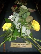 Helenes begravning