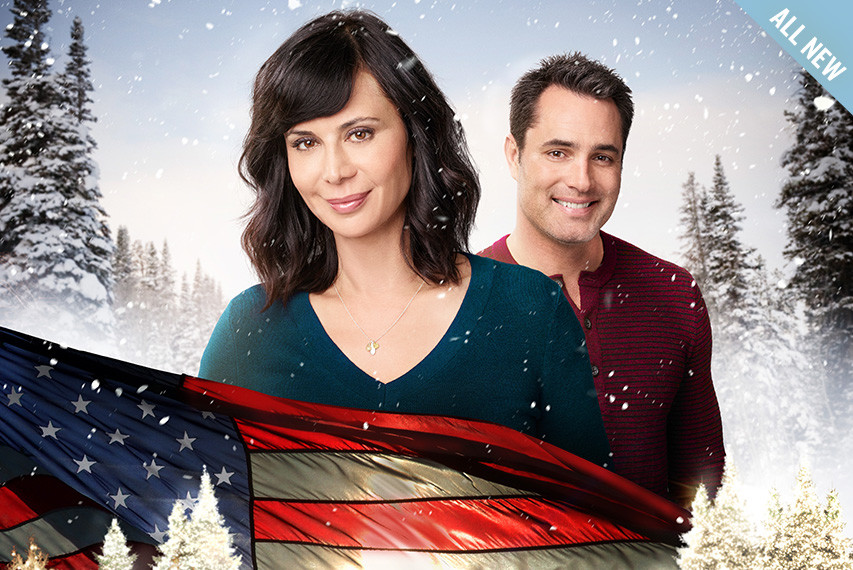 Home For Christmas Day 2019 Catherine Bell Goes Behind The Scenes of
