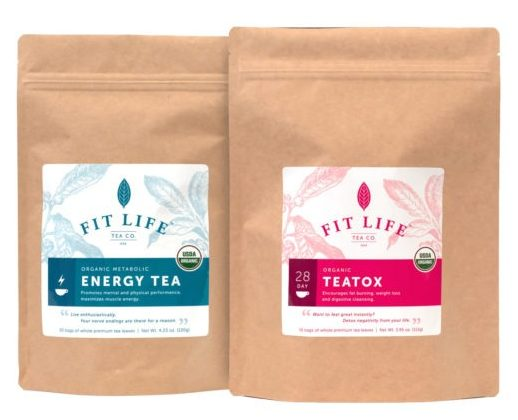 fit life tea used to lose weight by drinking