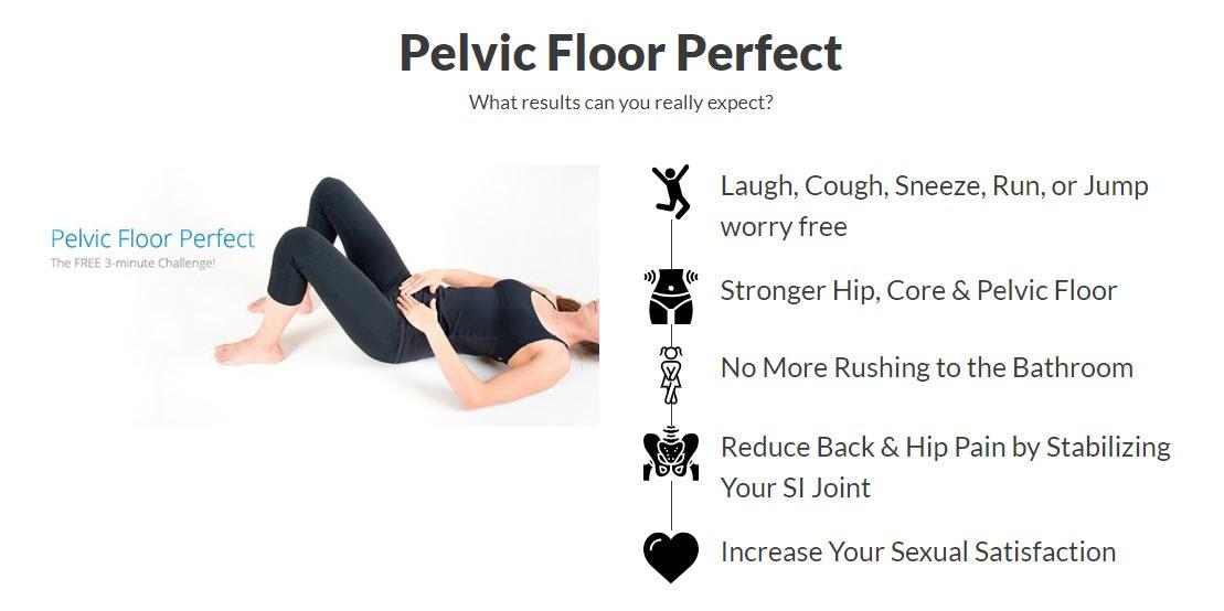 how to fix pelvic floor problems post pregnancy