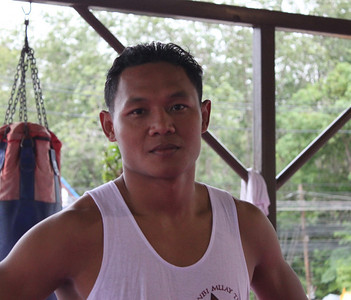 Saenchai's First Fight in Sinbi
